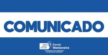 COMUNICADO-AULAS MANTIDAS