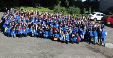 Educadores da Rede Santa Paulina participam do V Seminário de Educação em Santa Maria