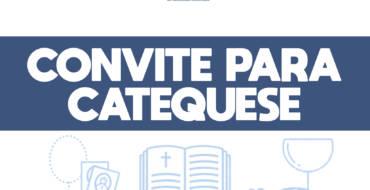 Convite para Catequese