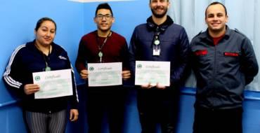 CIPA 2018: Educadores participam do curso de capacitação