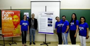 Projeto de Ação Social é premiado na Jornada de Pesquisa e Extensão da ULBRA