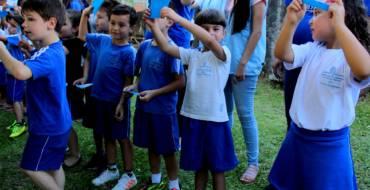 Culminância Projeto de Leitura – Educação Infantil