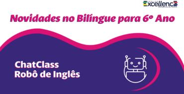 ChatClass e Robô de Inglês